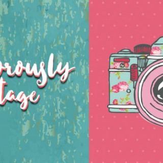 About Glamorously Vintage Photography Props and Styling