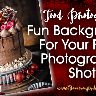 Fun Backgrounds For Your Food Photography Shot